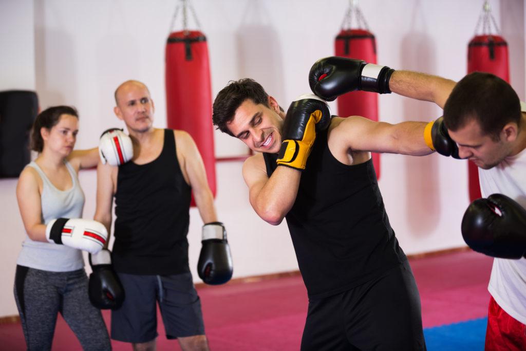 Kickboxen Erlangen